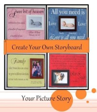 Design Your Own Custom Picture Frame Gift song by ...