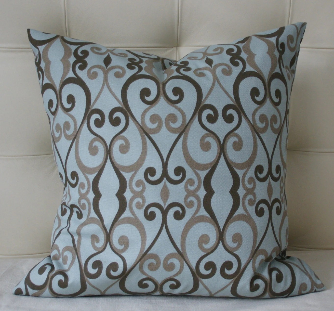 CLEARANCE Decorative IndoorOutdoor Pillow Cover by