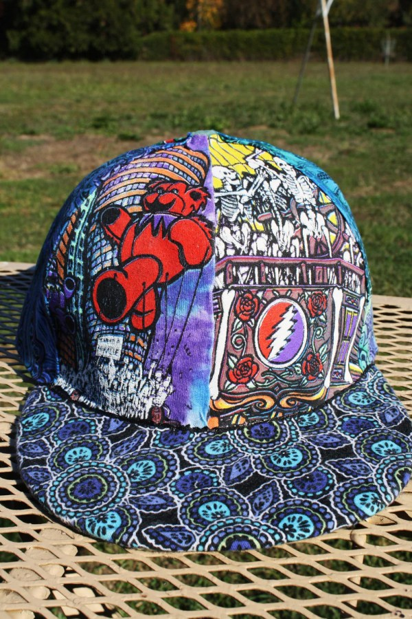 1994 Summer Tour Grateful Dead Hat Grassroots Stash Cap
