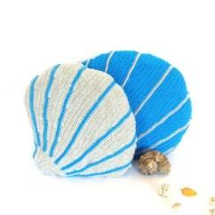 Gray Fabric Sofa Set Cushion Covers Washing Machine Sea Shell Decorative Pillows Ocean Home Decor