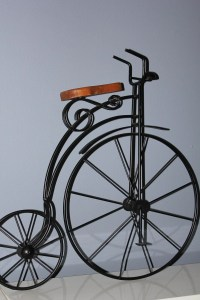 Old Fashioned Bicycle Wall Art