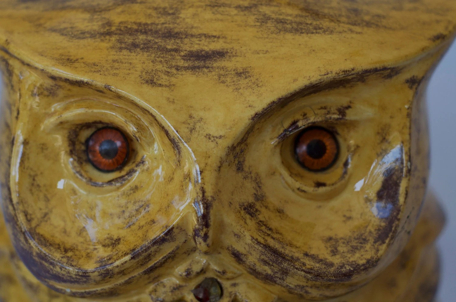 Vintage Hanging Owl Swag Lamp by boundforgloryresale on Etsy