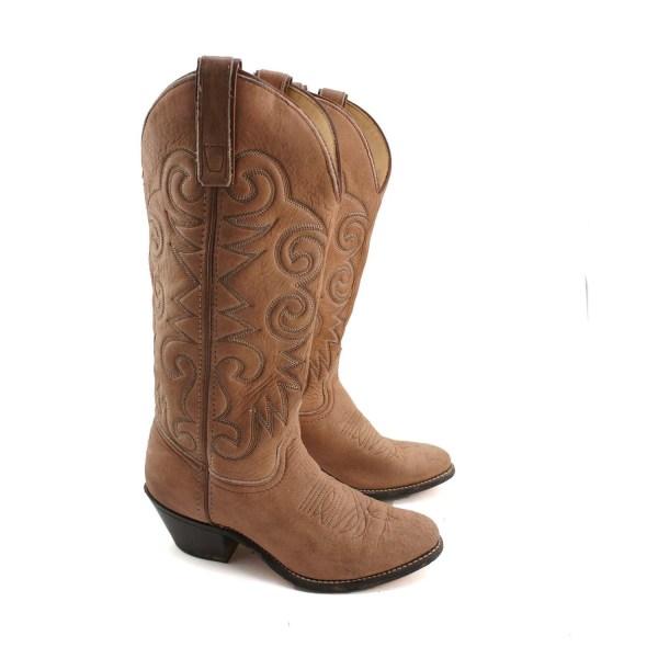 Woman's Cowboy Boots Texas
