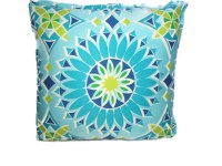 Pillows Designer Trina Turk indoor outdoor blue Soleil LA