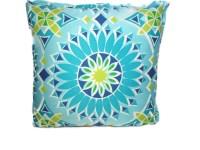 Pillows Designer Trina Turk indoor outdoor blue Soleil LA