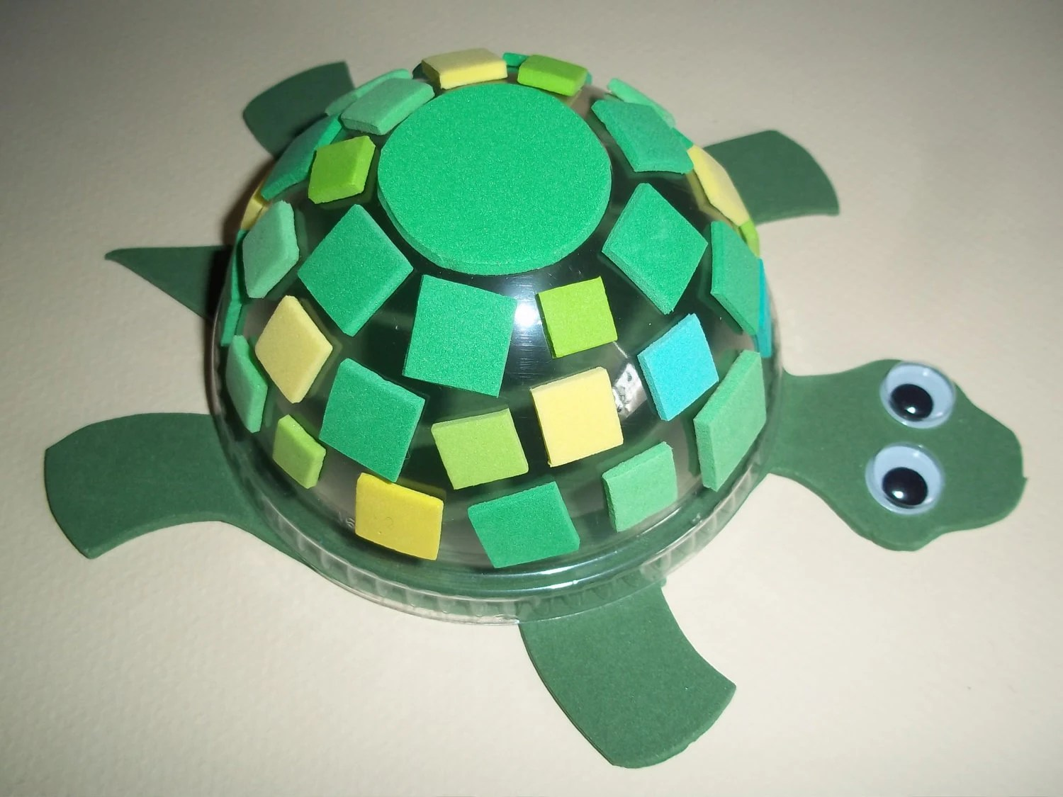 T Is For Turtle Craft Kit