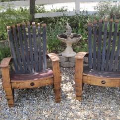 Barrel Stave Adirondack Chair Plans Folding Chairs Ikea Wood Work Wine Free Pdf