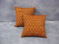 Decorative throw pillows from high end shennell by ...