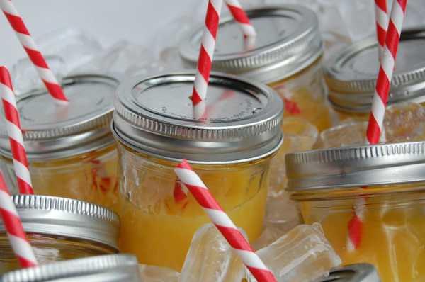 Mason Jar Drink Lids Ready Strawith Set Littlechicklets
