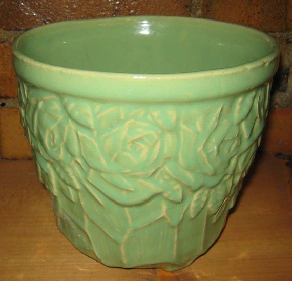 Large Pottery Planters