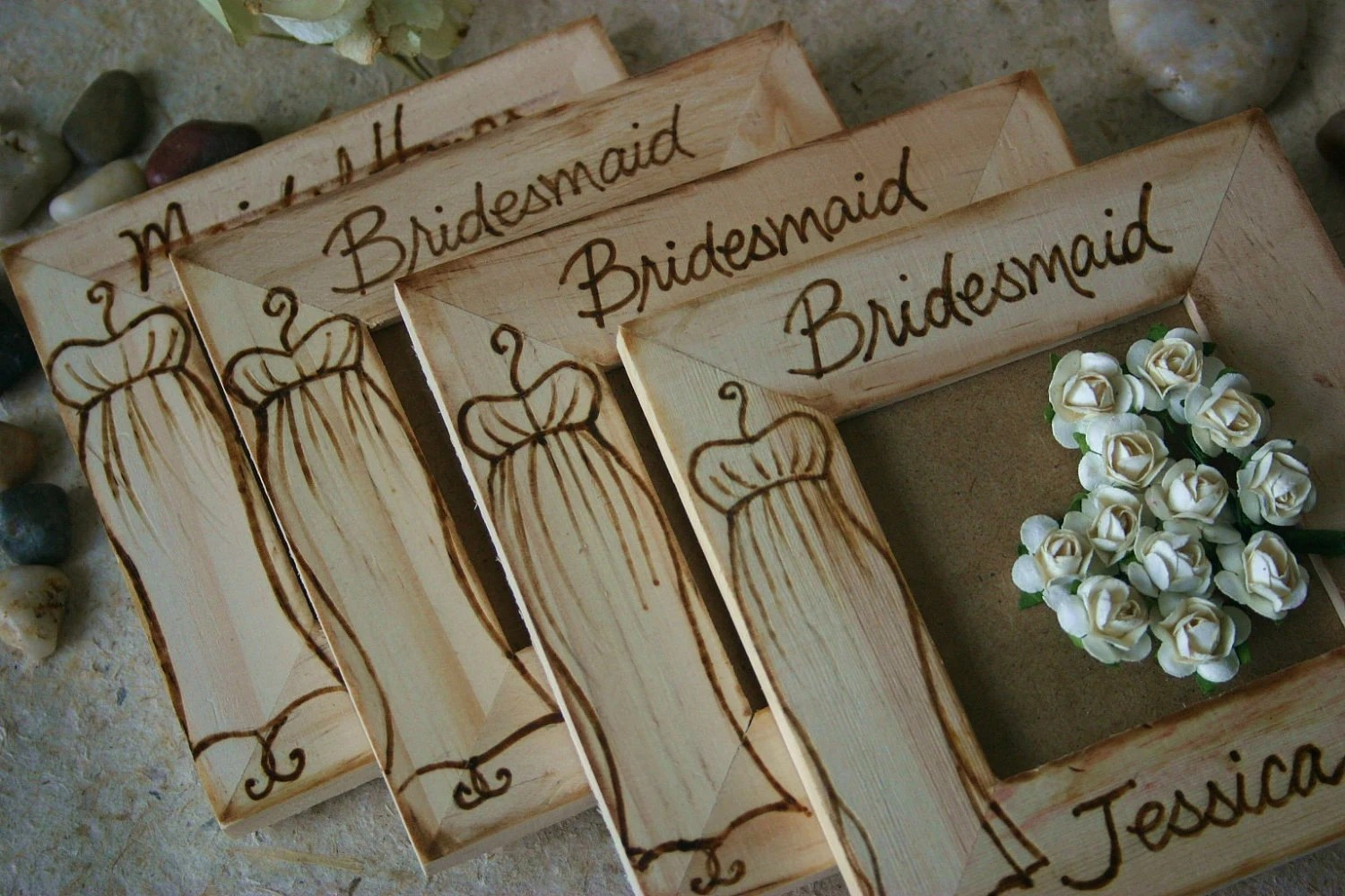 Personalized Bridesmaid Favors Gifts Bridal Party Gifts