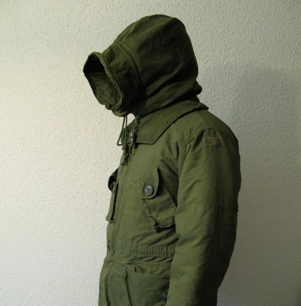 Canadian Army Parka Extreme Cold Weather Combat Field