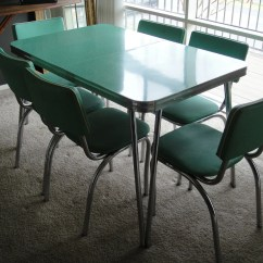 1950s Formica Kitchen Table And Chairs Remodel Cost Estimator Reserved Mint Dining Set With