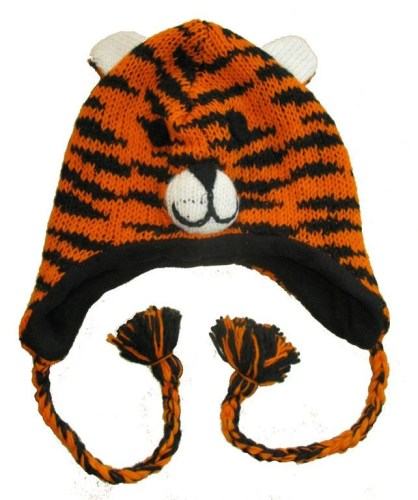 Tiger hat by Driggs100