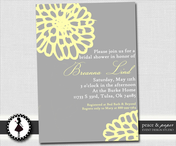 Bridal Shower Invitations Walmart