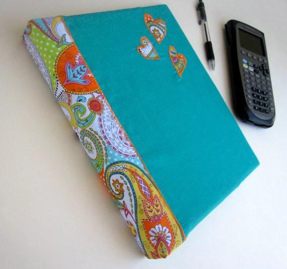 PAISLEY LOVE Binder Cover 3 Ring Binder Journal Notebook 1
