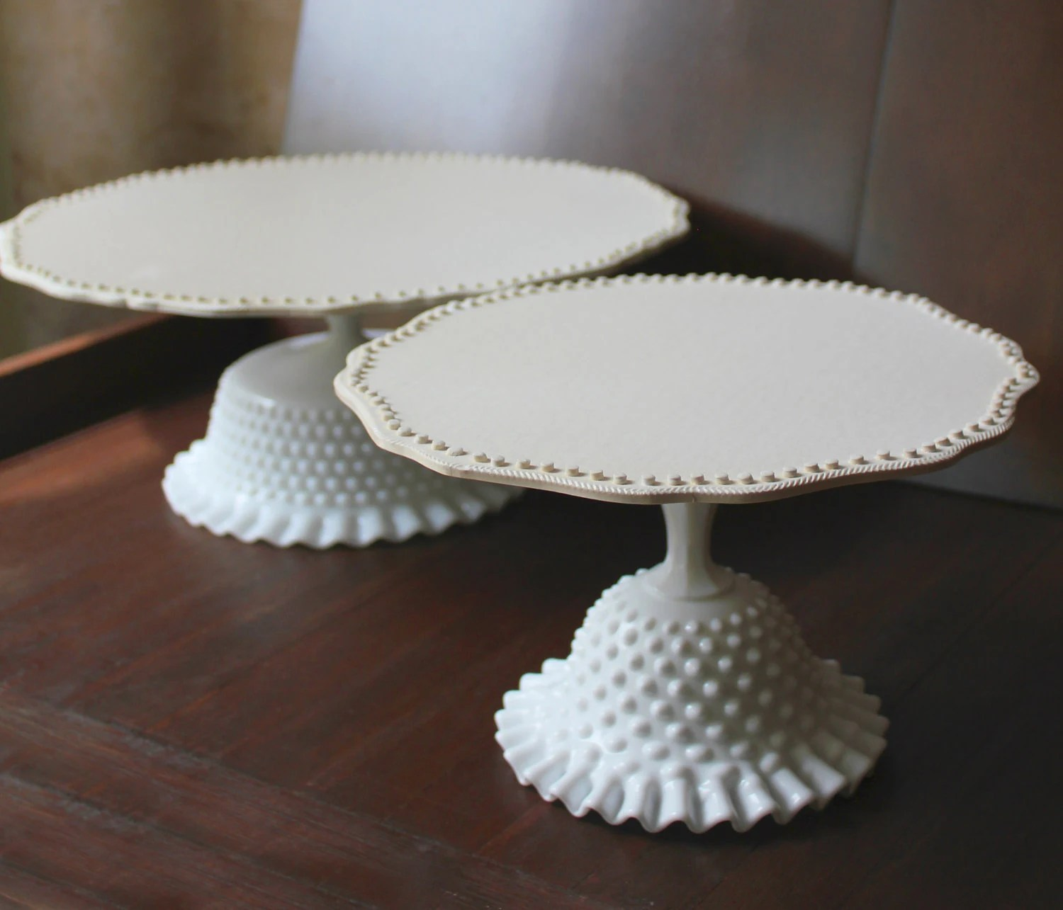 White Cake Stand For White Weddings 14 Cake Stand