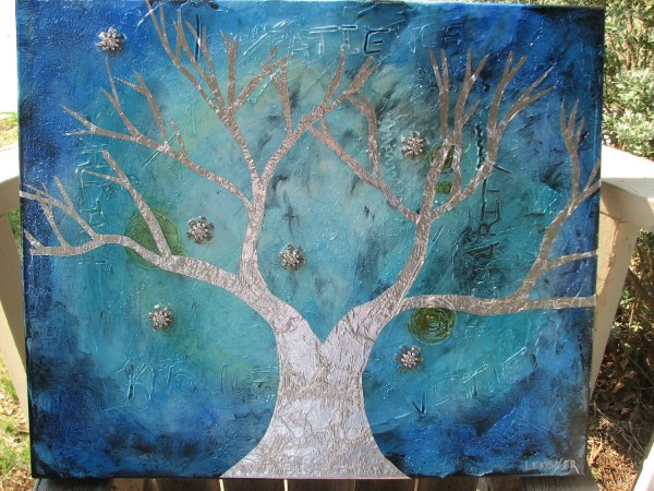Tree Art Christian Wall