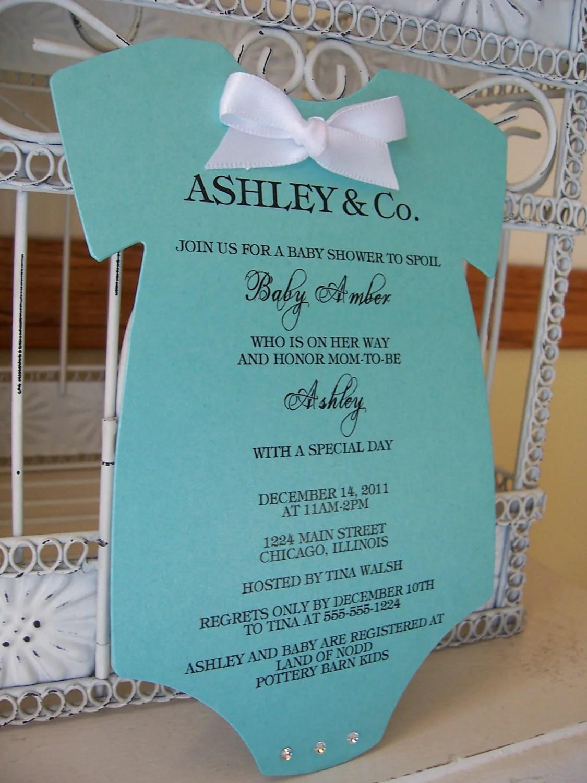 Shower Invitations Baby Cheap Custom