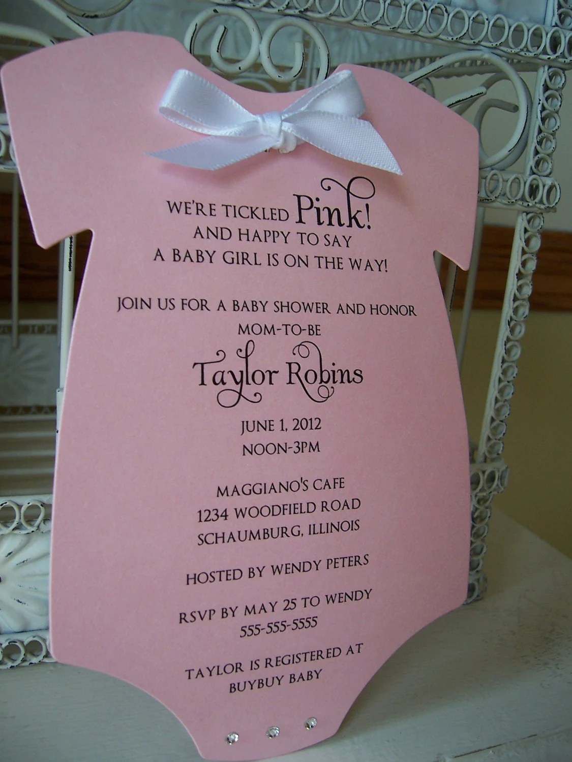 Custom Invitations Free Online