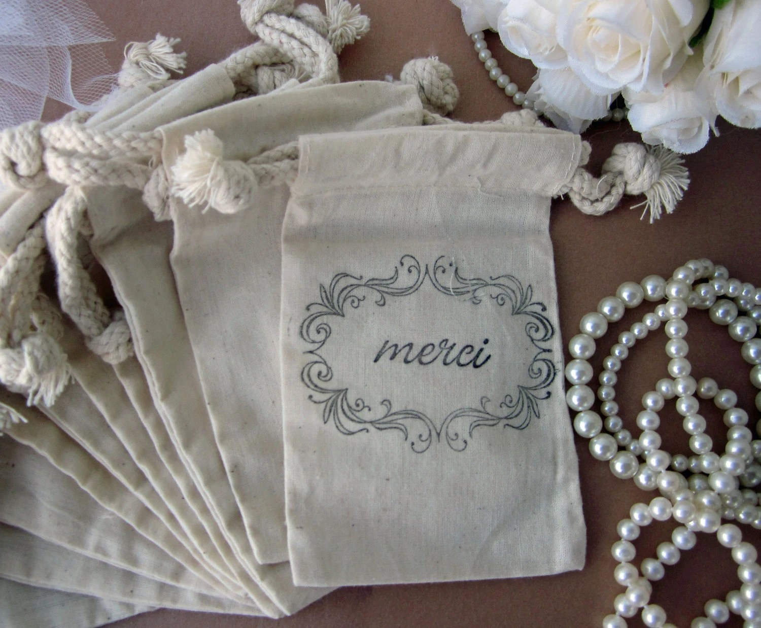 French Wedding Favors