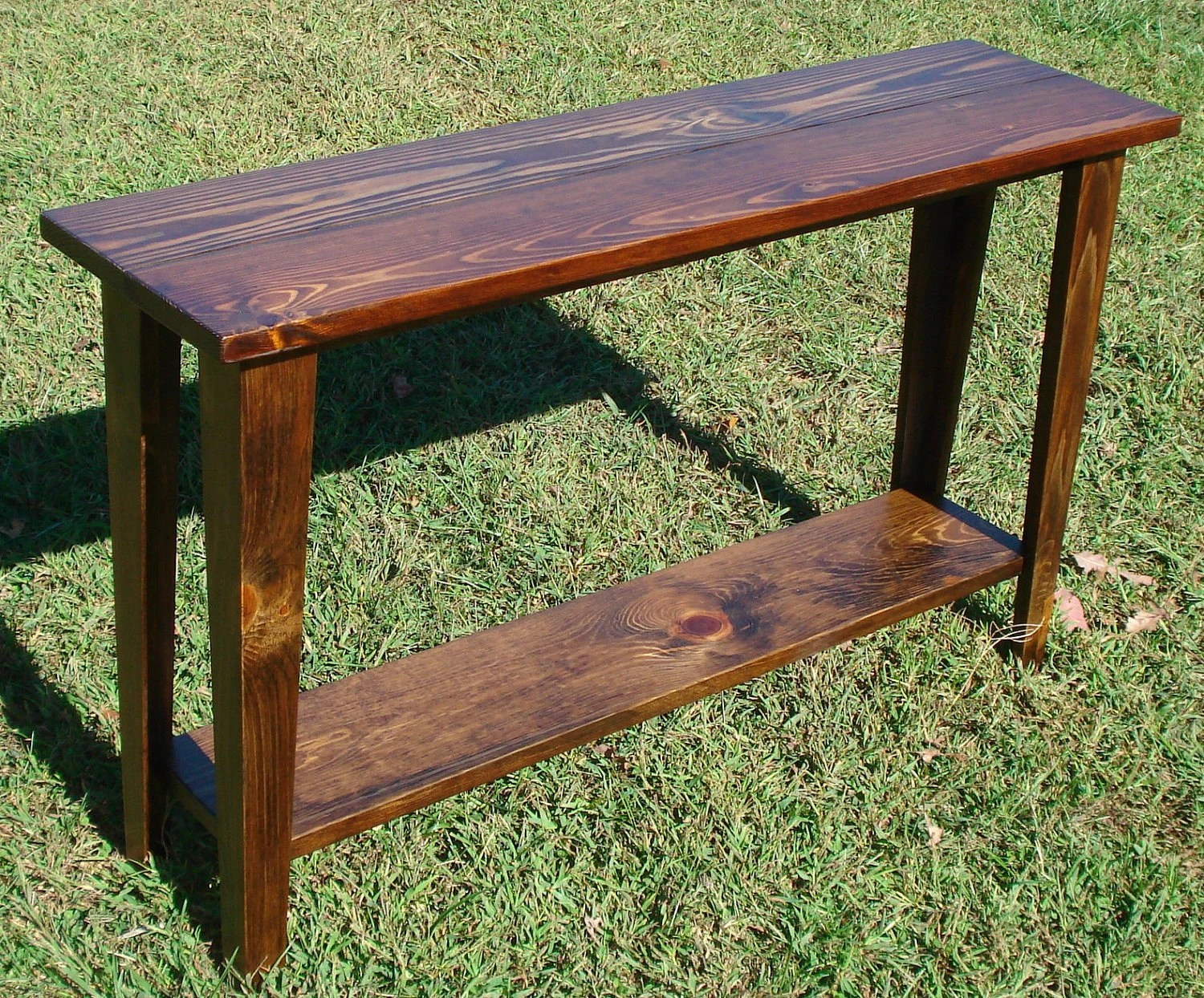 making your own sofa table furniture leicester unavailable listing on etsy