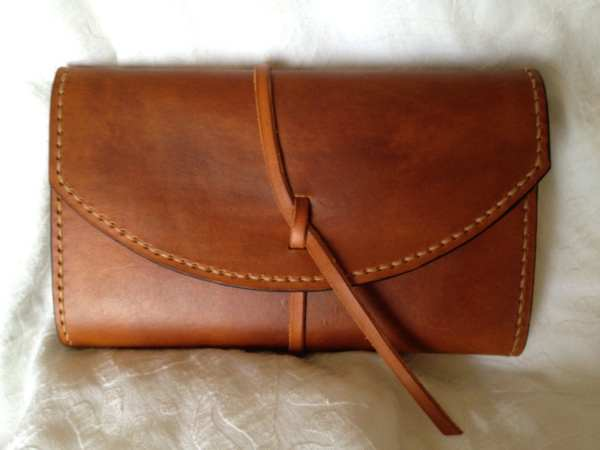 Handmade Leather Refillable Journal Cover Moleskine
