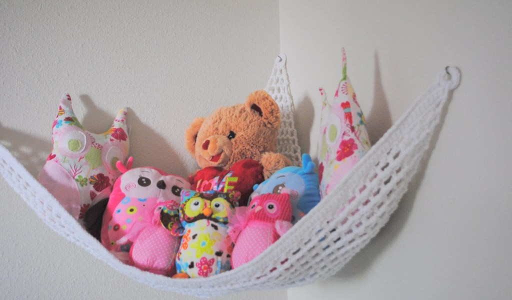 3+ Cutest Crochet a Bear Ideas | Crochet hammock, Toy hammock ... | 600x1024