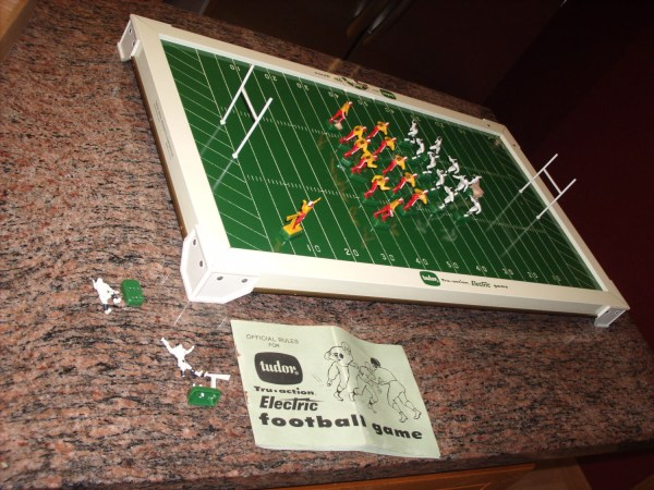 a93263af 20+ Electric Football Game For Sale Pictures and Ideas on STEM ...
