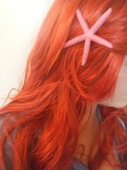 ariel little mermaid starfish