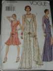 1920s Evening Dresses Patterns