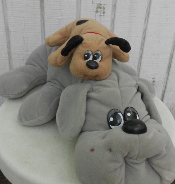 80s Pound Puppies Toys