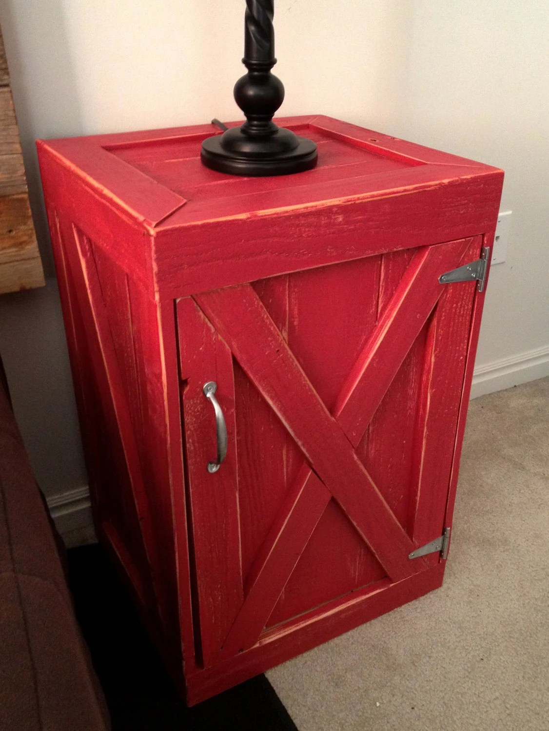 Blowout 1 Day Sale April 6 Barn Red Crate By Crateandpallet