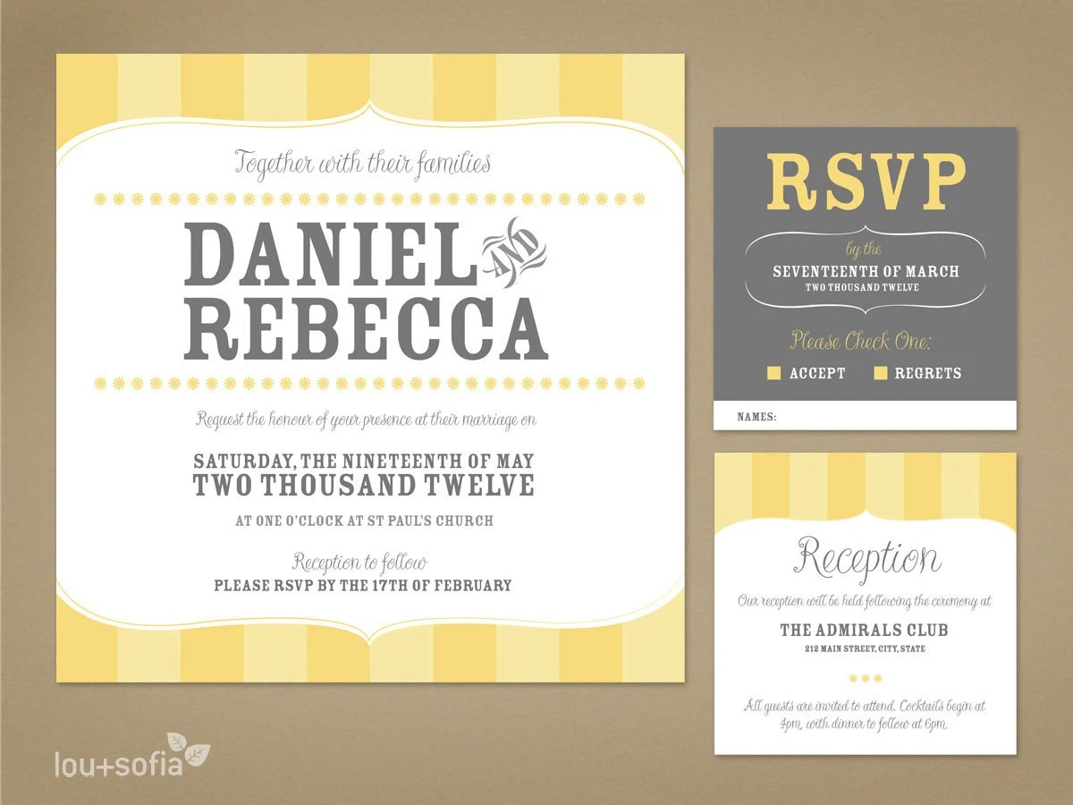 Create Vintage Wedding Invitations Online