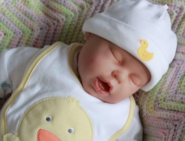 Reborn Baby Doll 20 Life Size Child