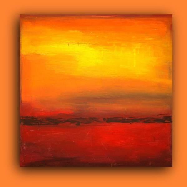 Abstract Acrylic Painting Fine Art Orabirenbaumart