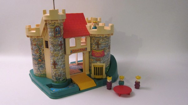 Christmas Fisher Castle Vitnage 70' Toy 993