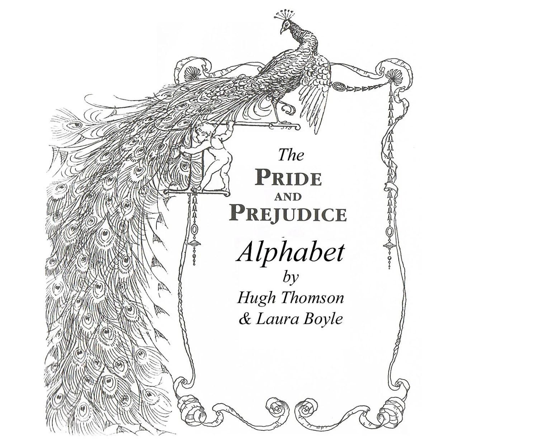Hugh Thomson Jane Austen Pride and Prejudice Alphabet: