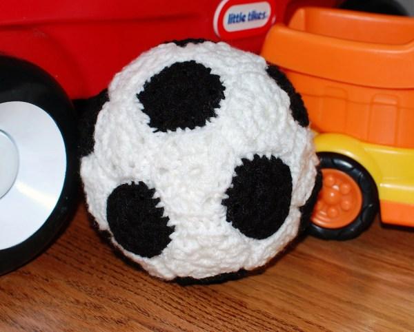 Soccer Ball Crochet Pattern Pdf Petalstopicots