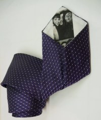 Custom Peek-a-Boo Tie with YOUR picture by ThePeekaBooTieShop