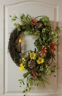 Related Keywords & Suggestions for large front door wreaths