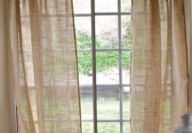 Beach Cottage Curtains
