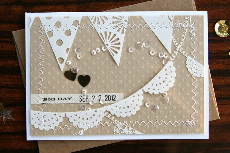 Custom Made Wedding Cards