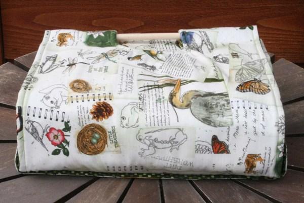 Insulated Casserole Carrier Nature' Journal