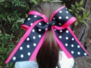 cheer bow girls hair bows boutique