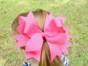 girls hair bow boutique bows
