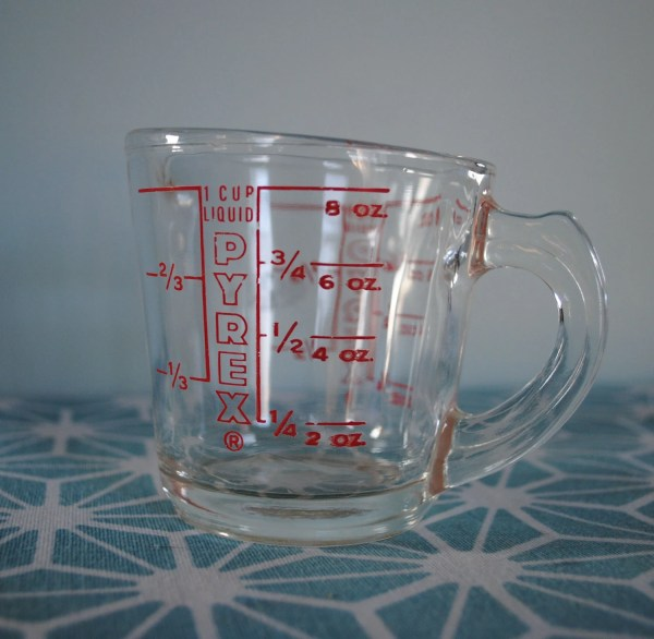 Vintage Pyrex Cup Measuring General Household