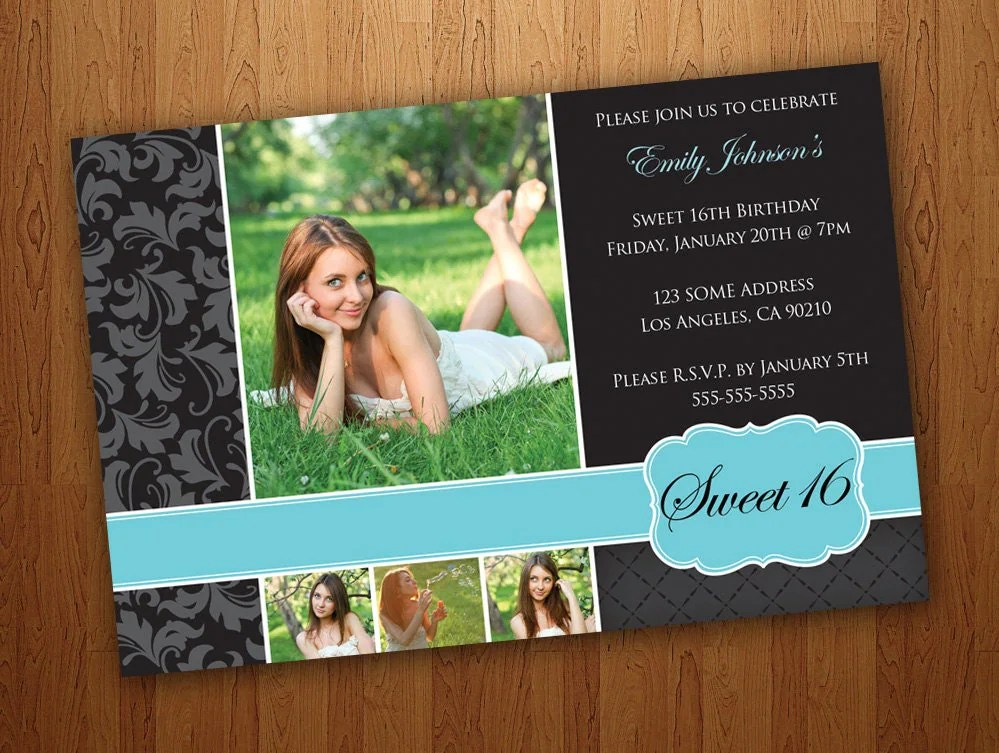 Printable Invitations Walmart