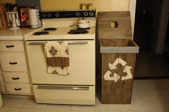 Kitchen Recycle Bin