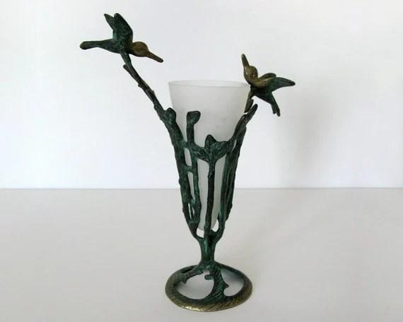 Wall Vase Ceramic White Pocket